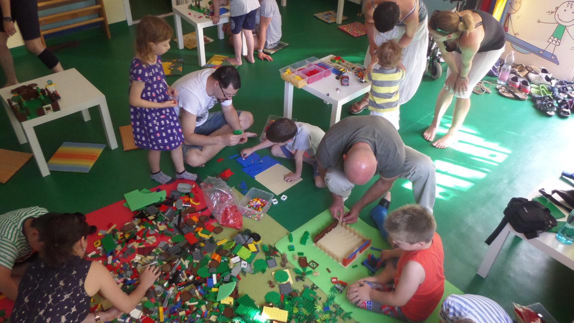 LEGO program beszámoló